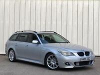 BMW 525 2.5TD 52Sport auto 2005MY d Sport Touring PX SWAP FINANCE AVAILABLE