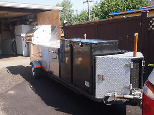TURN KEY VERY NICE MOBILE FOOD CART EXCELLENT CONDITION North Shore Greater Vancouver Area image 3