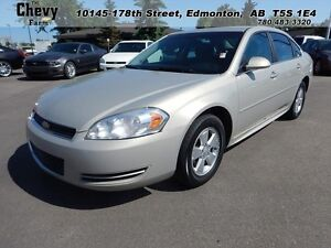 2010 Chevrolet Impala LT  Power Seats, Air Conditioning - driver