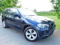 2008 BMW X5 xDrive30d SE 5dr Auto Pan Roof! Heated Seats! FSH! 5 door Estate