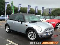 2002 MINI HATCHBACK 1.6 Cooper