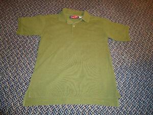 Boys Size 12 Bugle Boy Short Sleeve Polo T-Shirt