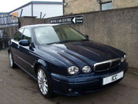 "05 55 JAGUAR 2.5 V6 EDITION S AWD 4DR 17"" ALLOYS LEATHER LOW MILEAGE CLIMATE"