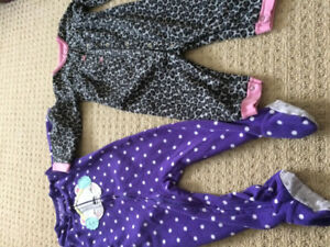 18 month fleece pyjamas