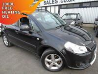 2009 Suzuki SX4 1.6 GLX - Black - Platinum Warranty!