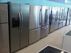 FRIDGES FOR SALE $250 AND UP/WARRANTY