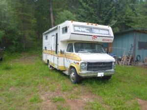 1979 GMC Motor Home For Sale