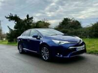 2016 Toyota Avensis 1.6 D-4D BUSINESS EDITION PLUS 4d 110 BHP Saloon Diesel Manu