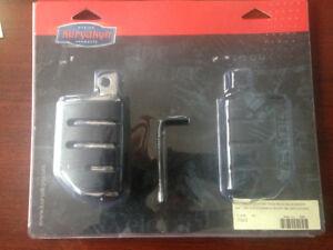 Kuryakyn 7592 Trident Dually ISO-PEG Male Mount - Right Side
