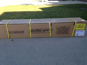 $500 OFF - BRAND NEW IN BOX WEATHER GUARD VAN LADDER ROOF RACK