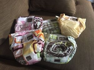 Kushies All In One Cloth Diapers