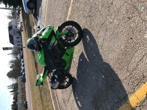 2012 Kawasaki ninja zx6r