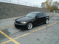 2008 BMW 135i M package,cuir rouge, JB4 ~450hp