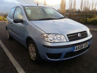 Fiat Punto 1.2 ACTIVE ABS (blue) 2006