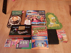Cottage Games - lots and lots