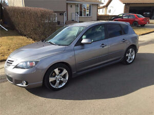 2006 Mazda3 REDUCED 5600 OBO!