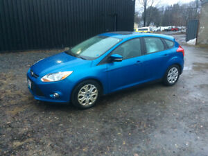 2012 Ford Focus 42000kms