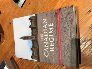 The Canadian Regime (4th Ed), Malcolmson & Myers.