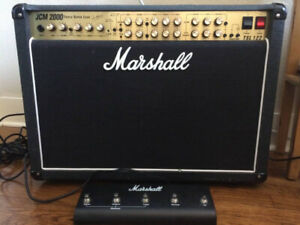 Marshall TSL122 Triple Super Lead 2x12 Combo Guitar Amplifier