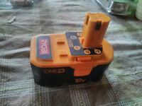 looking for Ryobi One+ 18V charger