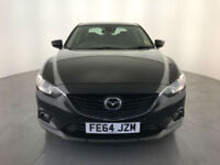 2014 64 MAZDA 6 SE-L AUTO DIESEL SALOON 1 OWNER FINANCE PX WELCOME