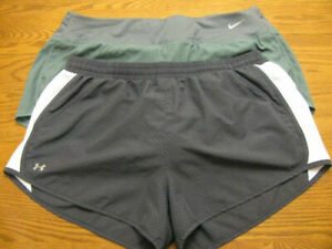 NIKE / UNDER ARMOUR EXERCISE SHORTS