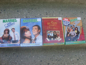 Married With Children DVDs