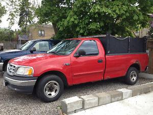 1999 Ford F-150 xl Pickup Truck