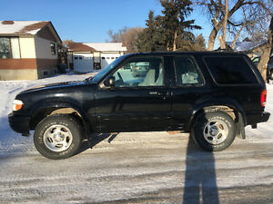 2000 Ford Explorer Sport 4x4 Reduced $3000