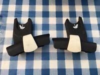 Bugaboo Bee+ MaxiCosi car seat adapters
