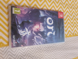 Ori and the will of the wisps. New and sealed.