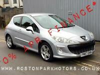 2008 PEUGEOT 308 2.0 HDi 136 Sport 2YRS FREE CREDIT OFFER