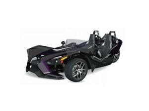 2018 Polaris SLINGSHOT SL MIDNIGHT PURPLE / 82$/sem