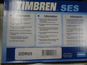 2005 - 2011 Dodge Dakota Timbren Suspension helpers Kitchener / Waterloo Kitchener Area image 2