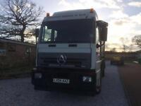 SEDDON/ATKINSON PACER 240 bin lorry