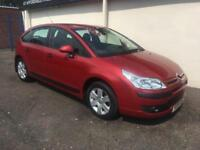 2008 Citroen C4 1.6 i 16v Cool 5dr