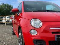 2015 Fiat 500 1.2 S 3d 69 BHP Hatchback Petrol Manual