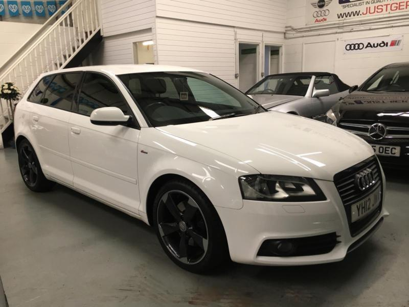 Audi A3 Black Edition 2012 For Sale