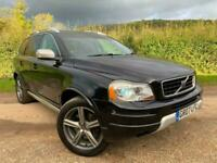 2007 VOLVO XC90 2.4 D5 SE SPORT GEARTRONIC AUTO, SAT NAV, HEATED LEATHER, CRUISE