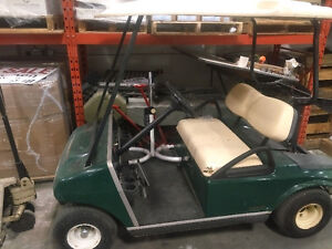 Golf cart - Club Car electric 48 volt with charger