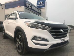 Hyundai Tucson traction intégrale 4x4 1.6T Limited 2016