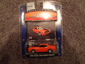 Greenlight Collectibles 2006 Dodge Challenger Concept - Muscle C Sarnia Sarnia Area image 1