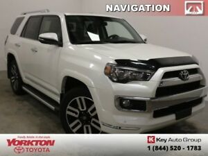 2017 Toyota 4Runner Limited  - Navigation - $306.13 B/W