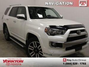 2017 Toyota 4Runner Limited  - Navigation - $306.13 B/W