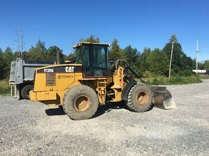 1998 CAT IT28 Loader