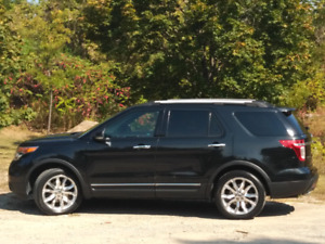 2011 Ford Explorer Limited Edition, Fully Loaded