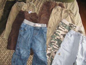 Lot de vêtements 12-24m garçon automne-hiver
