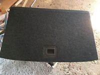 VW POLO tyre well cover ( lid)