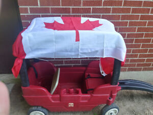 *SOLD***   STEP 2 COVERED WAGON