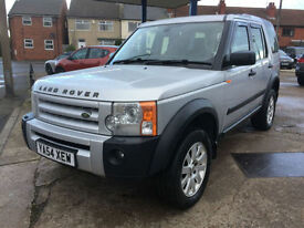 2004 Land Rover Discovery 3 2.7TD V6 SE automatic 85,000 miles full history